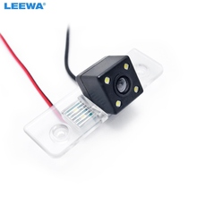 HD Special Rear View Car Reverse Backup Camera With LED light For Skoda Octavia Mk2(1Z)(2004-2012) #CA4061