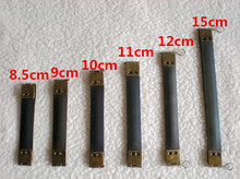 Wholesale 100 pcs  Metal Internal Flex Frames Kiss Clasp Bag Coin Purse Sewing internal handbag hinges Spring Clip  8/10/12/15cm