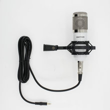 Professional Microphone Blue bm 800 Condenser Cardioid Pro Vocal Recording Mic KTV Karaoke + Shock Mount