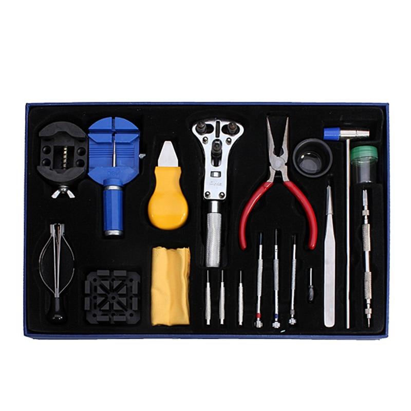 20pcs Wrist Watch Repair Tools Set Kits Pin&amp;hand Remover<br>