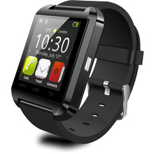 1.44 inch multi-language mobile phone with pedometer capacitive touch watch with Calorie Counter Altimeter and G-sensor(China)