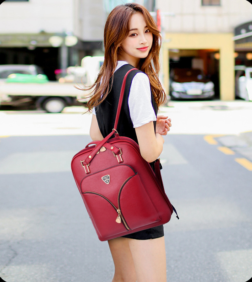Nevenka Anti Theft Leather Backpack Women Mini Backpacks Female Travel Backpack for Girls School Backpacks Ladies Black Bag 201824