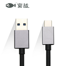 HengYue Original 1m USB Type C Charging Cable For Xiaomi mi4c mi5 Samsung Galaxy S7 Letv 1 2 Nexus 5X 6P Meizu Pro 56 USB Type-c