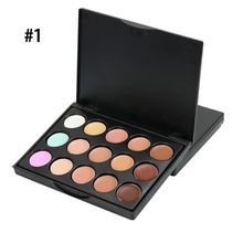 Beauty Concealer Palette Concealer Makeup Contour Cream Palette Cosmetic(China)