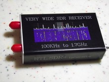 RTL.SDR+UpConverter Very wide SDR receiver 100KHz to 1766MHz operating frequency Covers all HF amateur bands