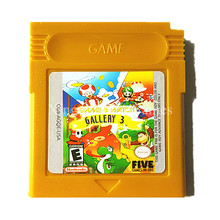 Nintendo GBC Game Game & Watch Gallery 3 Video Game Cartridge Console Card English Language(China)