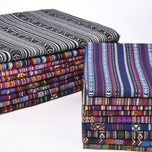 2017 hot polyester/cotton fabric ,ethnic ,decorative fabrics for sofa cover,cushion,cloths, curtains,sale for meter, width 1.5M