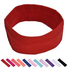 11 Colors Women Knitted  Bohemian Yoga Elastic Turban Hair Band Headband  DEC 23