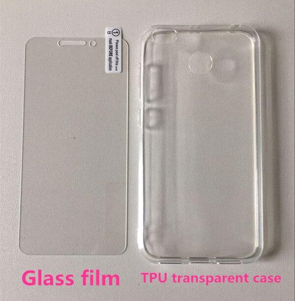 TPU transparent case