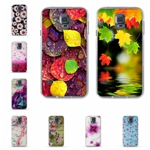 Luxury 3D Relief Case For Samsung S5 Phone Case Silicone Colorful Gel Cases Soft TPU Cover For Samsung Galaxy S5 I9600 Fundas(China)