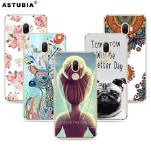 ASTUBIA Phone Case For Ulefone S8 Pro Case Cover For Ulefone S8 Shell Silicone Personalized DIY Name For Ulefone S8 5.3 Case(China)