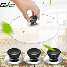Universal Replacement Kitchen Cookware Pot Pan Lid Hand Grip Knob Handle Cover Pan Lid Handle Kitchen Accessories EZLIFE #WX0025