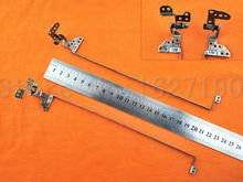 New Laptop Hinges for Sony SVE14 SVE141C11T SVE1412 PN:FBHK6013010  Repair Notebook Left+Right LCD Screen Hinges