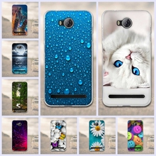 Case For Huawei Y3 II Y3 2 3D TPU Soft Phone Case Back Cover for Fundas for Huawei Y3 II Y3 2 Phone Case Silicon Protective Capa