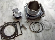 77MM 249CM3 ZONGSHEN NC250 T6 RX3 NV37 Motorcycle Cylinder Kits With Piston And Pin