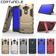 Buy Phone Case sFor LG G4 H810 H815 VS999 F500 H818 LS991 Case TPU + PC Newest Armor Iron Man Shockproof Full Cover LG G4 Case for $2.99 in AliExpress store