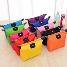New Women Makeup Case Pouch Cosmetic Bag Toiletries Travel Jewelry Organizer Clutch Bags
