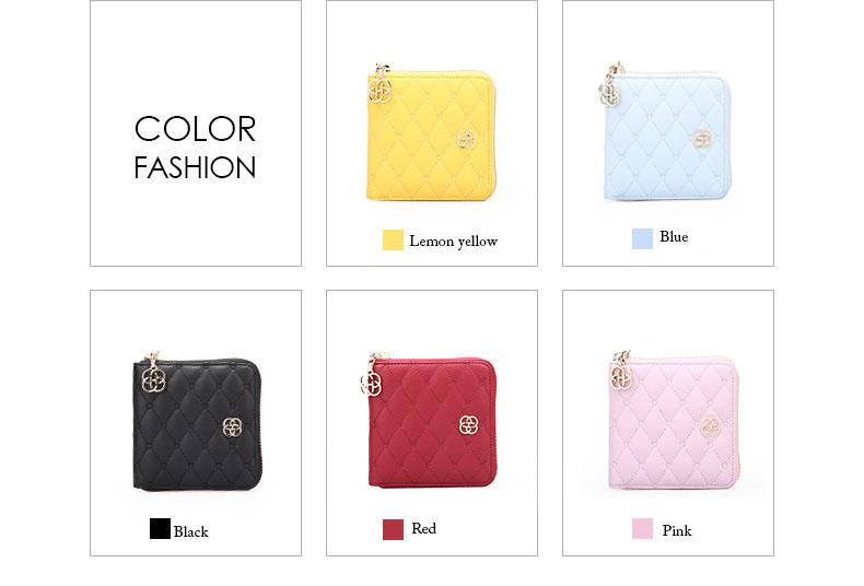 Women Top-Handle Bags Mini Clips Hasp Coin Purses Key Wallets Money Zipper Evening Bags Wristlets Leisure Bag Beach Crossbody Bag   (_08 (2)
