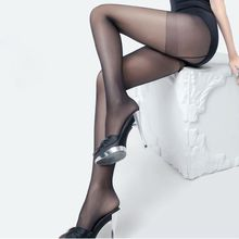 New Lisiting Sexy Women's Lady Stocking Panties Pantyhose Summer Style Long Elastic Comfortable 4 Colors(China)