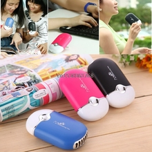 Mini Portable Hand Held Desk Air Conditioner Humidification Cooling Fan Cooler #Y05# #C05#