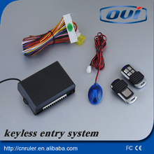 high quality OVI kyless entry system lock/unlock vehicle keyless entry system with key(China)