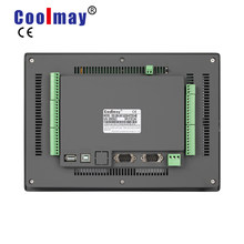 Coolmay EX3G-100HA-44MT 10 дюймов hmi Сенсорная панель plc программируемый логический контроллер с программным обеспечением 24DI/20DO транзисторов(China)
