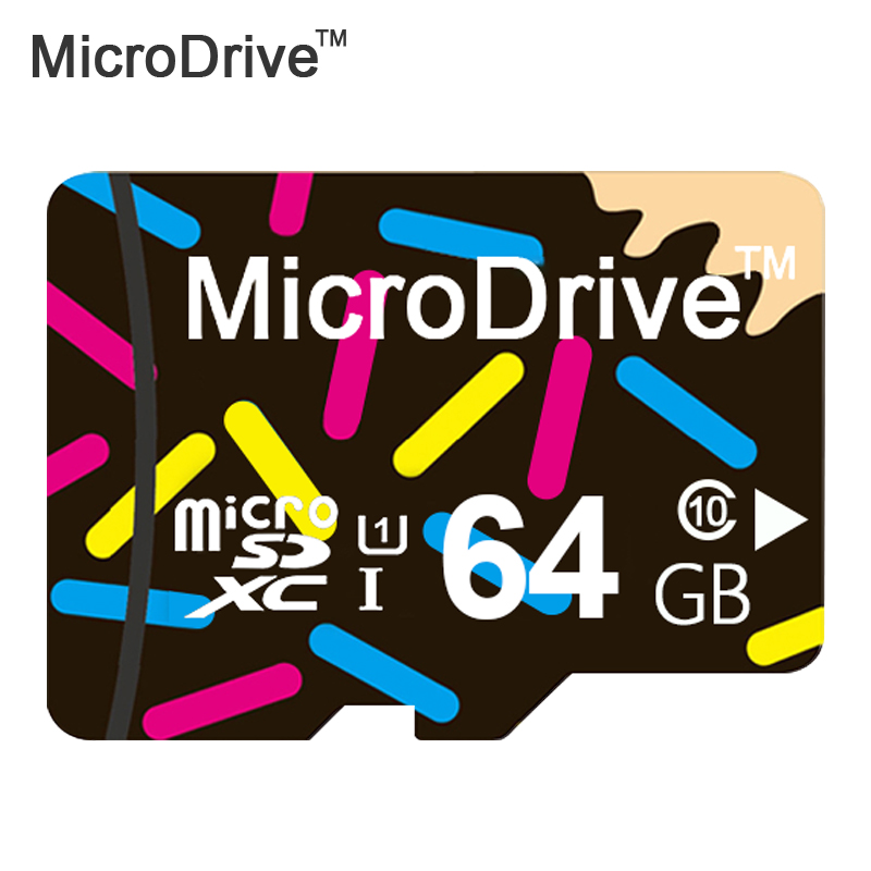 Promotion class10 Memory card micro sd card 8GB 64GB 32GB micro sd 16GB 8GB mini sd card Transflash USB memory TF card(China)