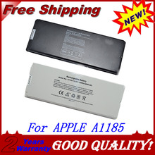 "JIGU White Laptop battery For Apple MacBook 13"" A1185 A1181 MA561 MA561FE/A MA561G/A MA254 MA255CH/A MA699B/A MB061X/A"