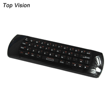 Original Rii mini i25 K25 Fly Air Mouse Wireless US keyboard layout Remote Control for Android Mini PC TV Box Samsung Smart TV