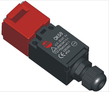 KEDU QKS8 IP54 AC-15 250VAC 10A High Efficient Long Life Security Safety Interlock Switches, TUV CE VDE ENE Certificate