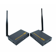 New HDMI Wireless Extender 60M WIFI HDMI Transmitter Receiver 3D 1080P HDCP 1.2 for HDTV DVD PC Support 1 TX to 4 RXs