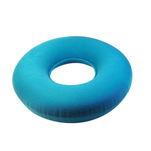 New Inflatable Vinyl Ring Round Seat Cushion Medical Hemorrhoid Pillow Donut 860028