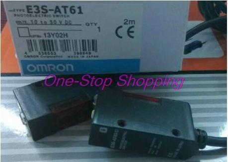 E3S-AT61 2M photoelectric sensor 12-24VDc New Original<br><br>Aliexpress