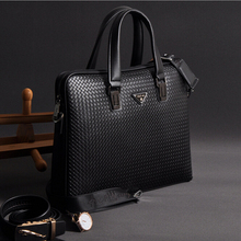 yesetn bag hot sale best selling brand high quality man handbag male fashion leather business bag men briefcase