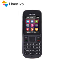 1010 Refurbished Original Unlocked Nokia 1010 dual sim card mobile phone one year warranty free shipping(China)