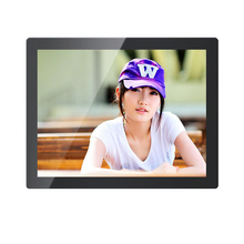 "M121-EF01C/Faismars 12.1 inch 1024x768 Capacitive Touch Industrial Monitor 12.1"" Metal&Aluminum Case Touchscreen Monitor PC"