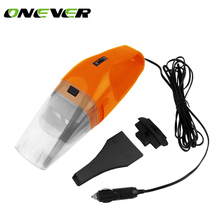 12V Car Vacuum Cleaner Aspirador Wet And Dry Dual-use Super Suction 120W for Car Cleaner Car Accessories(China)