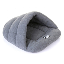 Pet Dog Cat Bed House Sofa for Small Dog Puppy Cat Kennel Sleeping Bag Warm Fleece Blanket Soft Feeling Pet Accessories 2