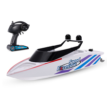 Electronic Toys Sea Wing Star 3323 2.4GHz Mini Radio Remote Control Sightseeing RC Boat Ship RTR RC Model(China)