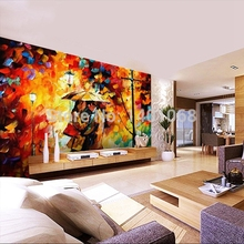 2017 Custom Modern Luxury Photo Wall Mural 3D Wallpaper Papel De Parede  Living Room Tv Backdrop Wall Paper OF Sweethear