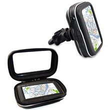 "Case Cover Cases Covers WaterProof Motorcycle Bike Handlebar Mount Case For Cell Phone 4.3""(China)"