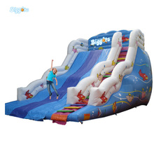 2017 Hot selling Inflatable water slide,Amusement park water slide, huge inflatable fantasy game