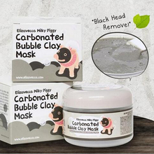 Hot Black Mask Milky Piggy Carbonated Bubble Clay Mask 100g Remove Blackhead Acne Purifying Pores Face Care Facial Sleeping Mask(China)