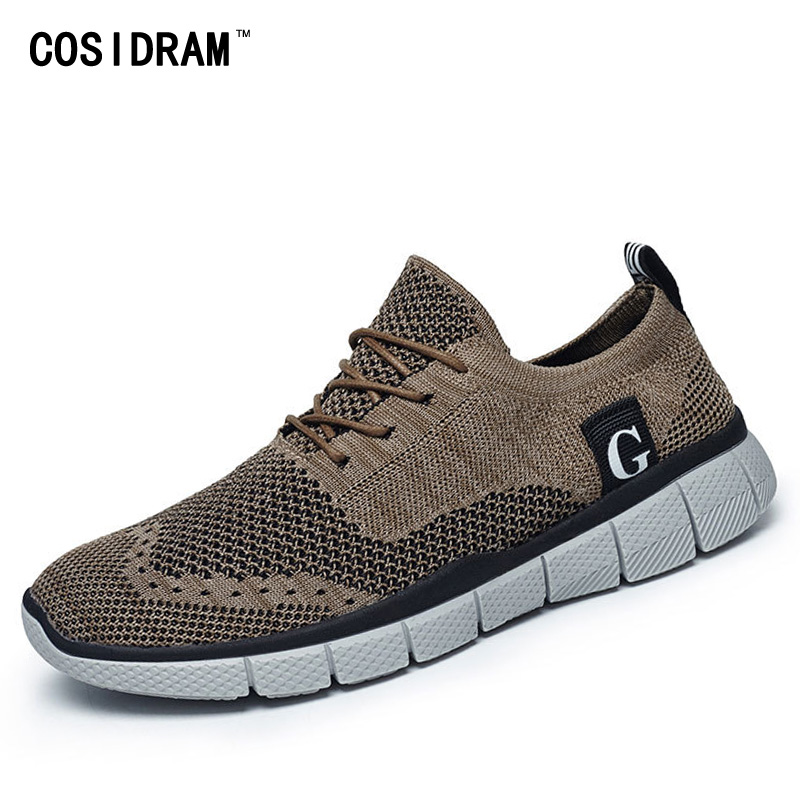 2017 New Arrival Patchwork Breathable Men Casual Shoes Mesh Rubber Sole Men Shoes Summer Lace-Up Male Zapatos Hombre RMC-469<br><br>Aliexpress