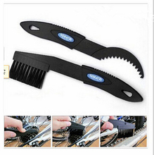 Bicycle Chain Cleaner Cycling Bike Machine Brushes Scrubber Wash Tool Kit mountaineer bicycle chain cleaner Tool kits CL0301