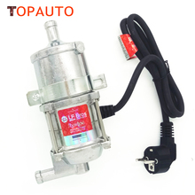 TopAuto 220V-240V 3000W Auto Engine Heater Car Preheater Coolant Heating Truck Motor Can SUV Air Parking Heater European Version(China)