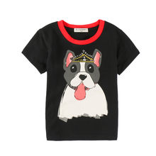 Summer 2018 Fashion Brand Design T-Shirt for Boys Casual Cotton Short  Sleeve Top Children s Clothing Kids Bayb Top bobo choses 99c11f508bb5