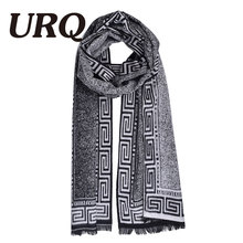 Classic Design Winter Scarf for men Long Warm Imitation cashmere Scarf Men Scarves Business Casual Shawl Cachecol 2017 new(China)