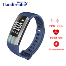 Buy Newest Hot Saled Smart Wristband G20 Pro ECG Blood Pressure Heart Rate Watches Fitness Activity Tracker Bracelet pk mi Band 2 for $39.98 in AliExpress store