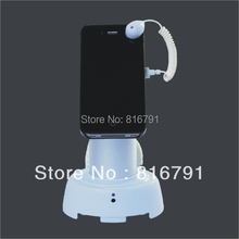 Free Shipping digital store cell mobile phone display stand for Apple/ Nokia/ Samsung anti-theft